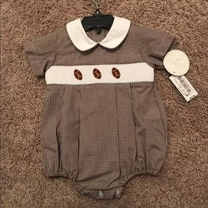Other - Boys smocked Outfit Sz 3 months